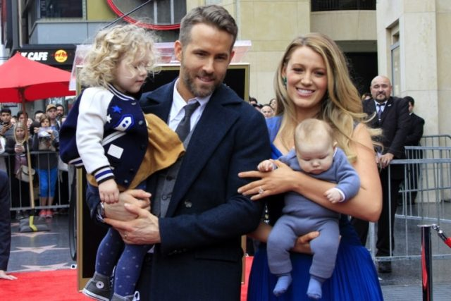 Behind The Scenes With Blake Lively's Family