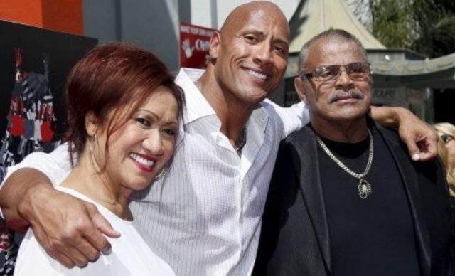 Dwayne Johnson's Parents: Dad, Mom And Family