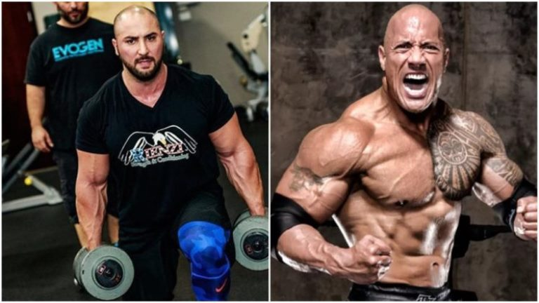 Dave Rienzi: 6 Fast Facts About Dwayne Johnson's Personal Trainer