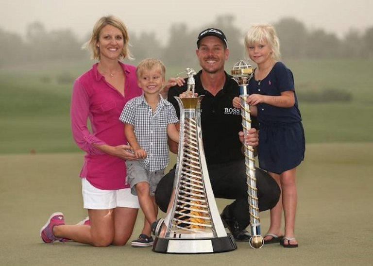 Henrik Stenson Wife, Daughter, Family, Height, Net Worth, Bio