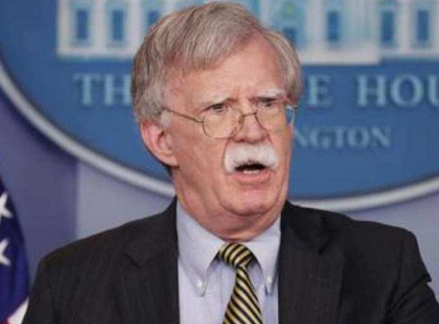 John Bolton Bio, Wiki, Wife, Children, Family, Facts
