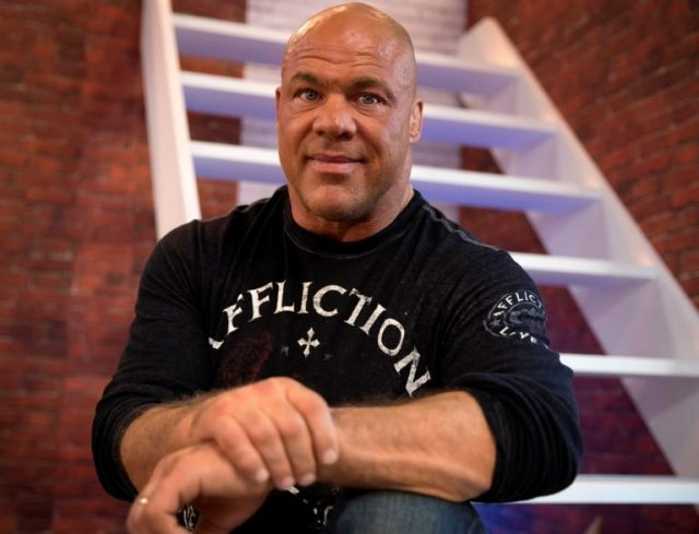 Kurt Angle Wife, Son, Daughter, Brother, Age, Net Worth, Height