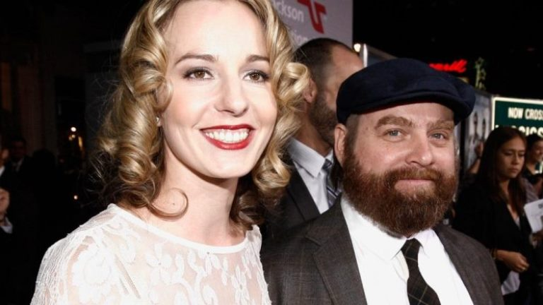 Quinn Lundberg: 6 Things To Know About Zach Galifianakis' Wife