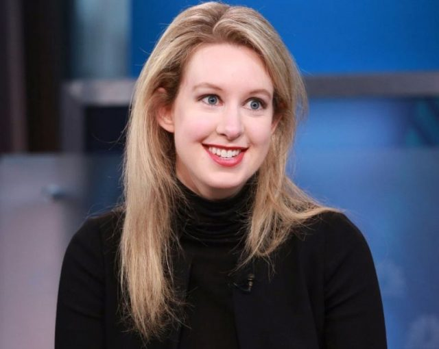 Who is Elizabeth Holmes? How Much is She Worth and Who is Her Husband?