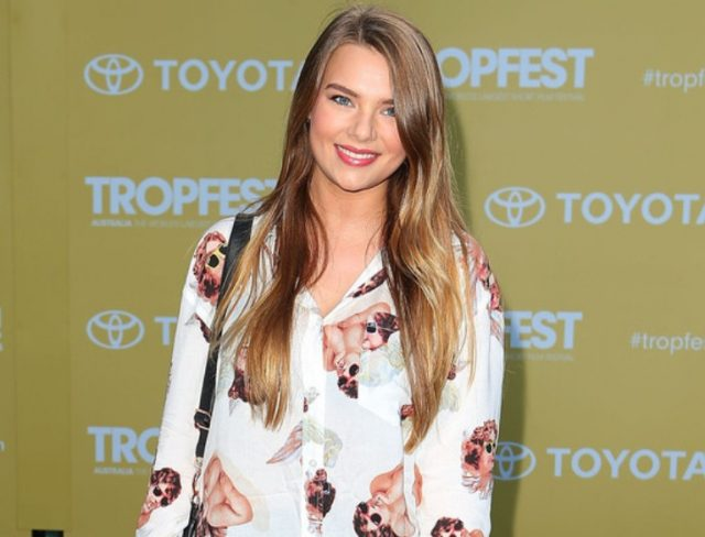 Who is Indiana Evans? Here's Everything You Need to Know