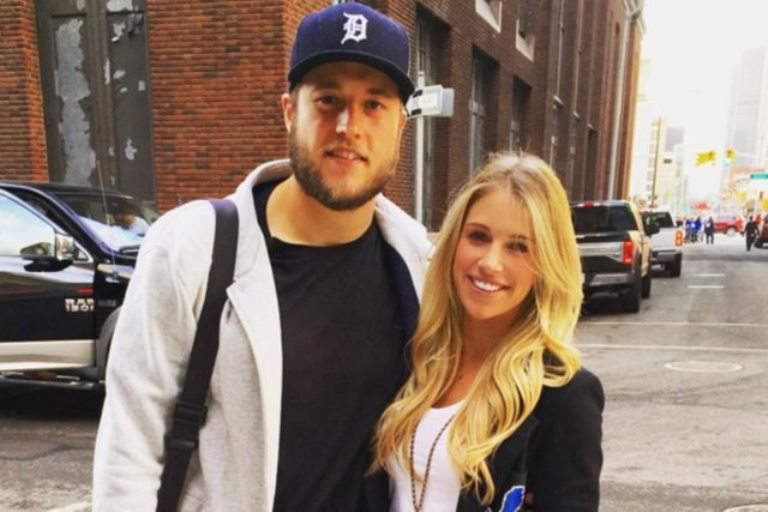Matt Stafford Wife, Twins, Family, Biography, And Quick Facts