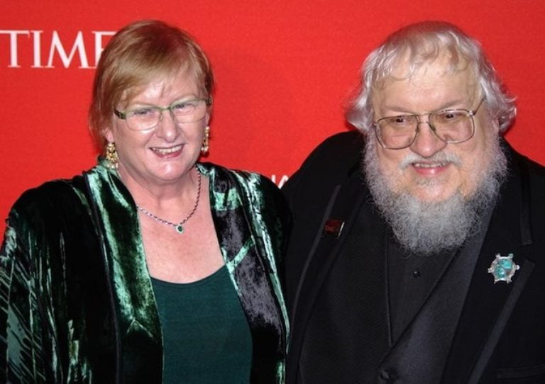 George R R Martin Wife, Does He Have Children? Bio, Height, Weight