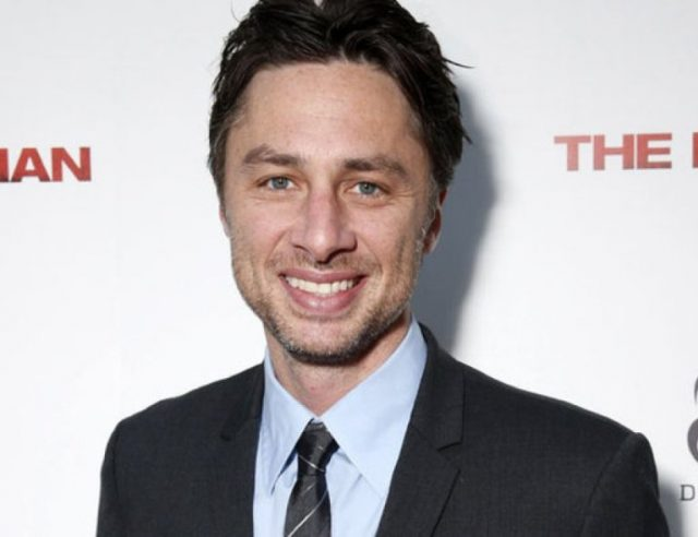 Is Zach Braff Married To A Wife, Dating a Girlfriend, or ...