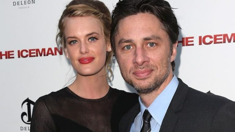 Is Zach Braff Married To A Wife, Dating a Girlfriend, or Is He Gay?