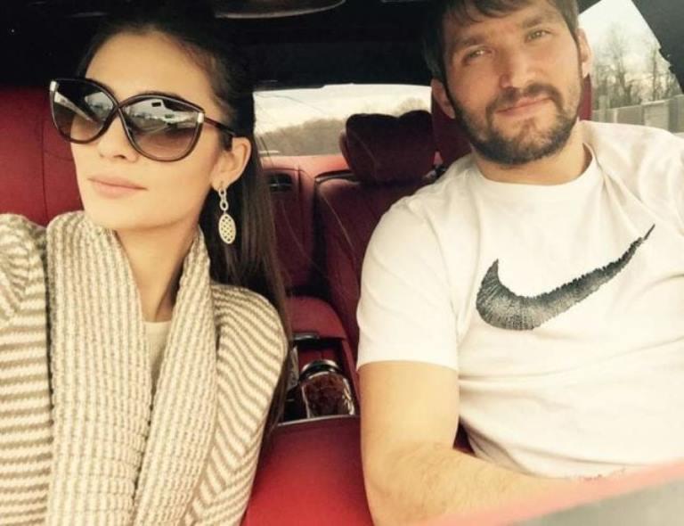 Alex Ovechkin Wife (Anastasia Shubskaya), Age, Height, Girlfriend, Net Worth