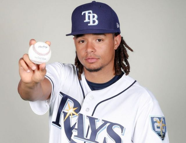 Chris Archer Bio, Parents, Height, Weight, Measurements, Other Facts