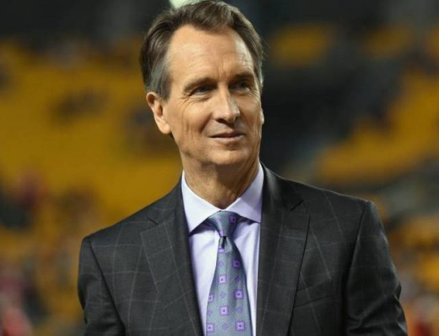 Cris Collinsworth Bio, Wife (Holly Bankemper), Sons, Family, Net Worth