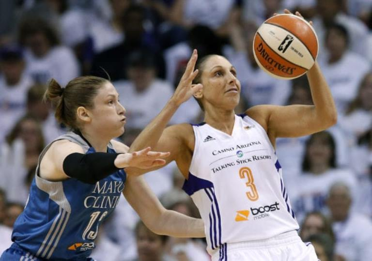Diana Taurasi Married, Wife (Penny Taylor), Is She Gay Or Lesbian? Height