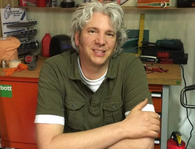 Is Edd China Married, Who Is His Wife, Imogen? Height, Net Worth