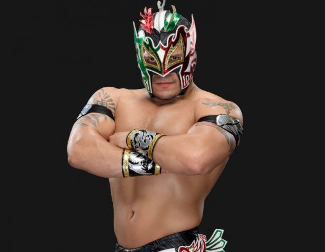 Kalisto WWE Biography, Wife, Height, Age And Some of His Unmasked Photos