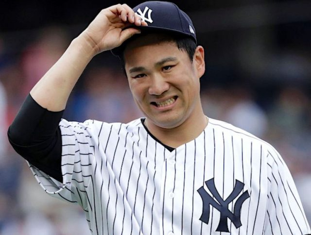 Masahiro Tanaka Wife, Salary, Height, Weight, Body Measurements, Bio