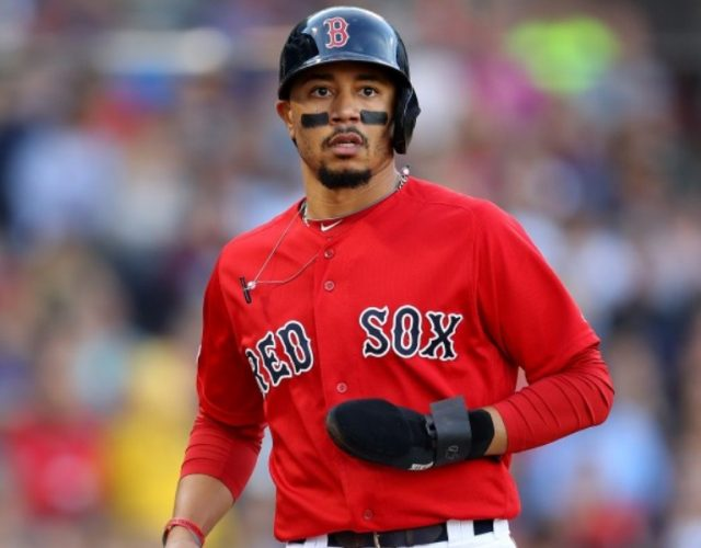Mookie Betts Parents, Wife, Height, Weight, Measurements, Other Facts