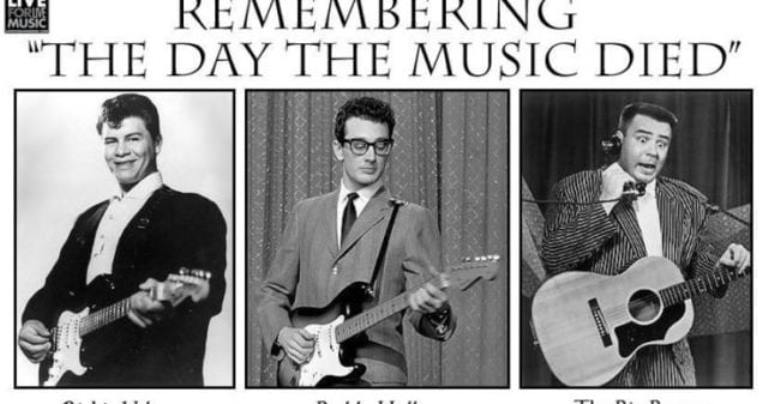 Buddy Holly – Bio, Wife, Children, How Did He Die, Who Died With Him?