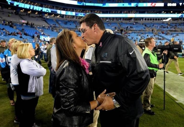 Ron Rivera Wife (Stephanie), Daughter, Family, Ethnicity, Net Worth
