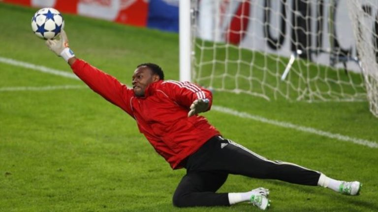 Steve Mandanda Bio, Height, Weight, Siblings, Family