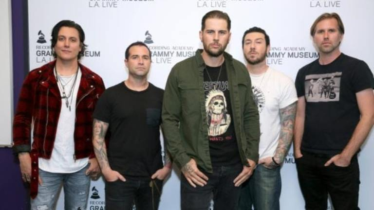 Is M Shadows Married? Who Are His Wife And Kids? Age, Bio