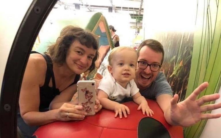 Who Is Griffin Mcelroy? His Wife (Rachel), Age, Height