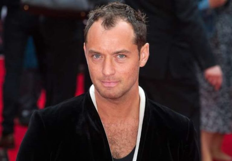 Jude Law Biography – Children, Wife, Net Worth And Family Life