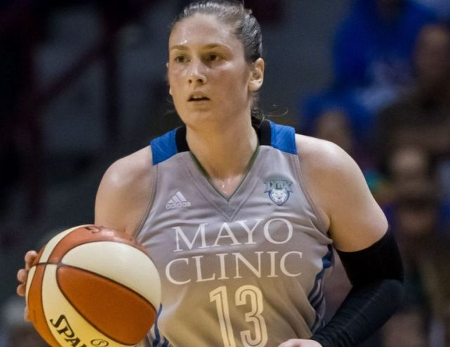 Lindsay Whalen Biography, Married, Husband, Family, Net Worth