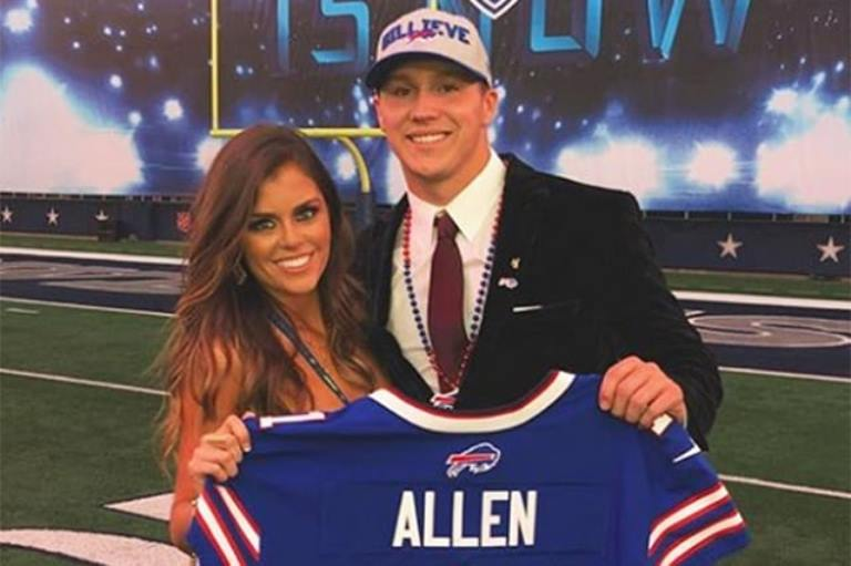 Who is Josh Allen? Here Are Facts About His Career, Net Worth And Body Stats