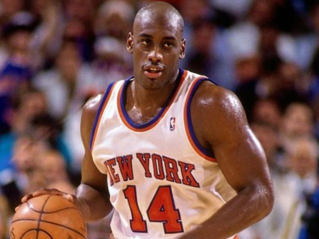 Who Is Anthony Mason? His Wife, Family, Height, Net Worth, Death