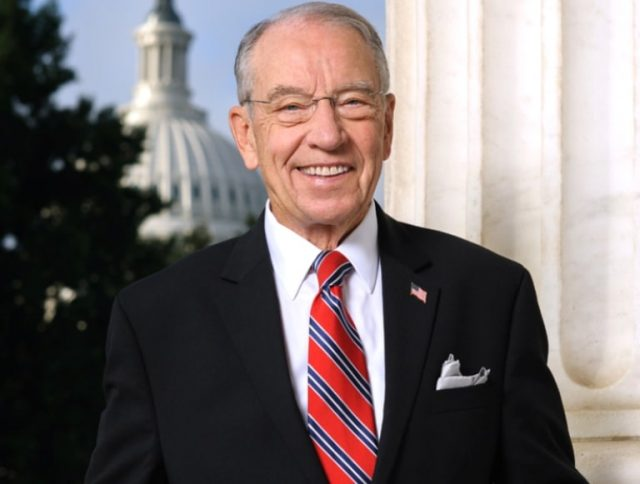 Senator Chuck Grassley Biography, Net Worth, Age And Other Facts