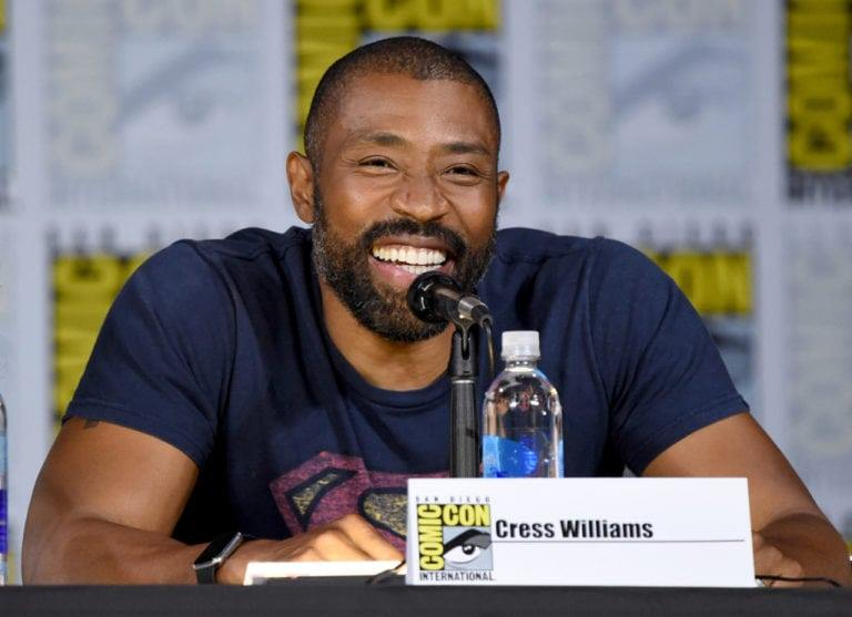 Cress Williams Wife, Children, Height, Weight, Bio, Family