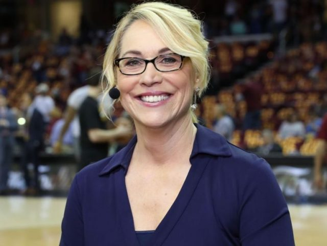 Doris Burke Bio, Husband, Daughter And Family Life Of The Sports Analyst