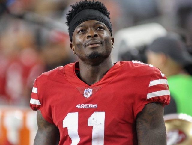 Marquise Goodwin Wife, Son, Parents, Siblings, Family, Biography