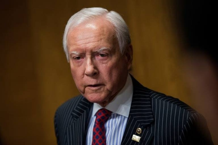 Orrin Hatch Biography, Net Worth, Spouse, Children And Education