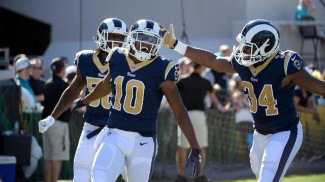 Who Is Pharoh Cooper, NFL Wide Receiver? His Bio, Height, Parents