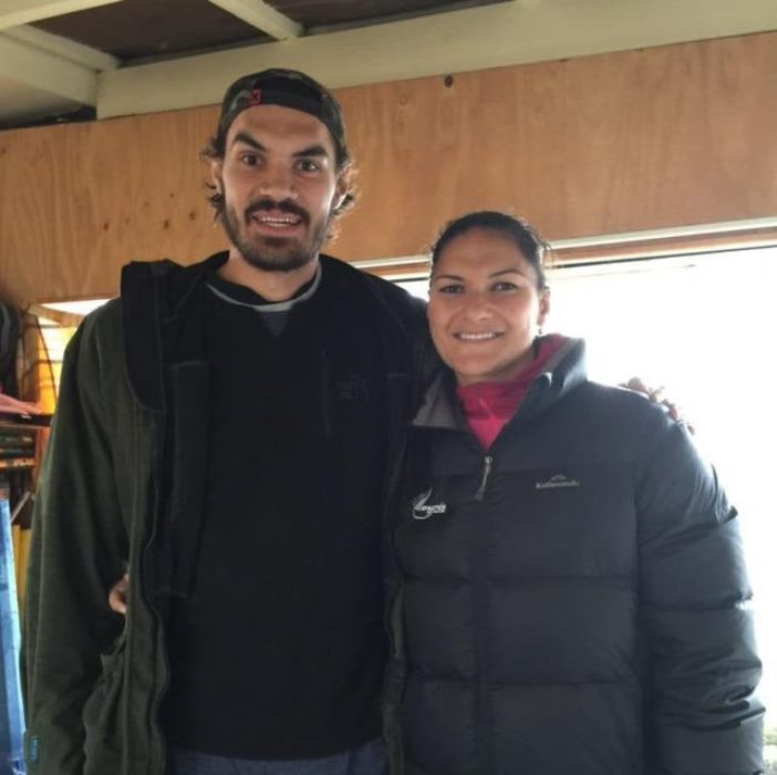 Steven Adams Sister, Siblings, Family, Girlfriend, Wife, Height, Weight