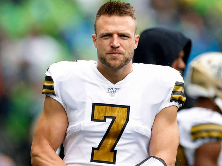 Taysom Hill Wife, Family, Bio, Height, Weight, Body Stats ...Taysom Hill Body