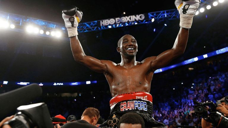 Terence Crawford Wife, Weight, Height, Net Worth, Family, Bio