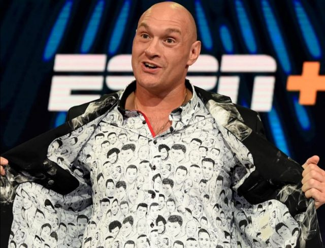 Tyson Fury Height, Weight, Net Worth, Wife, Age, Bio, Boxing Career