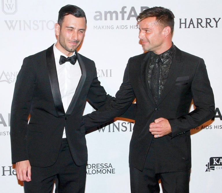 List of Husbands, Girlfriends and Ex-Boyfriends Ricky Martin Has Dated