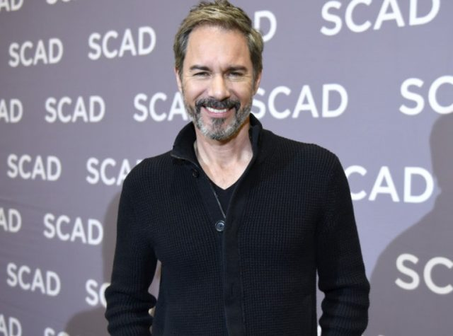 Is Eric McCormack Gay In Real Life Or Has A Wife? His Family, Height
