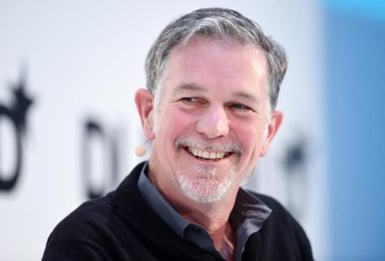 Reed Hastings – Bio, Net Worth, Wife and Children, How Did He Become So Rich?
